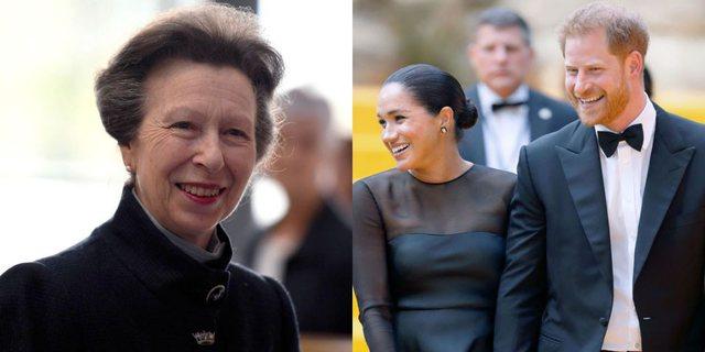 I vetmi person nga familja mbretërore që mbështeti largimin e
