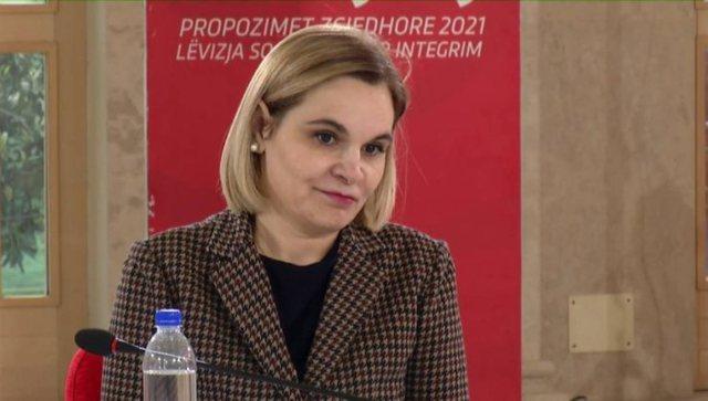 Kryemadhi: Marrim 100 mandate më 25 Prill, kam frikë se PS s'do
