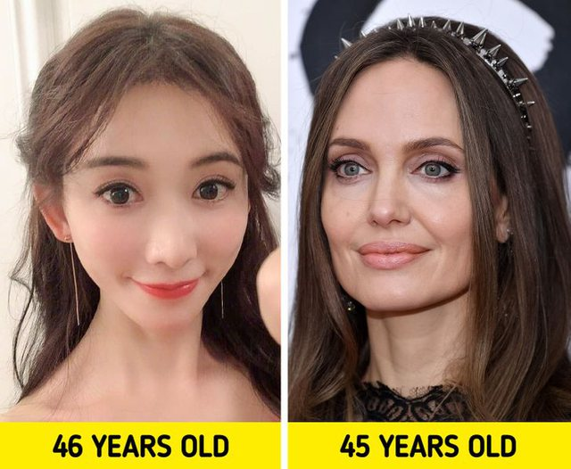 Why Asians Aged Slower