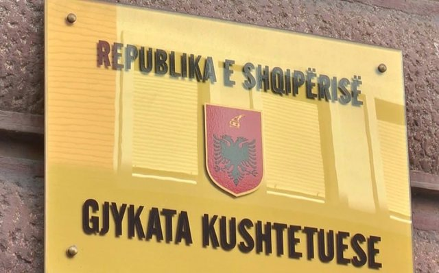 The government has decided to audit itself, the Constitutional Court approves