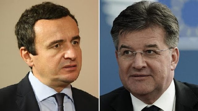 Dialogue, Kurti after the meeting with Lajçak: It can be neither the