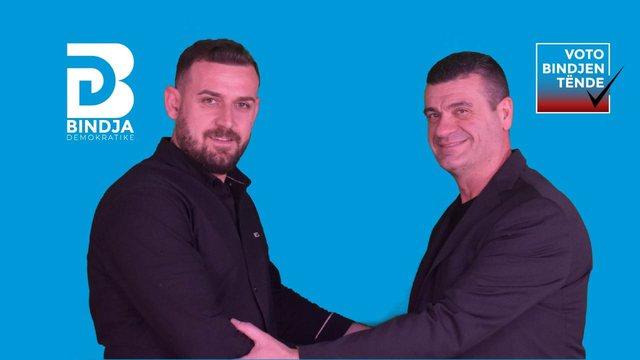 Patozi prezanton kandidatin e Bindjes Demokratike për Qarkun e Vlorës