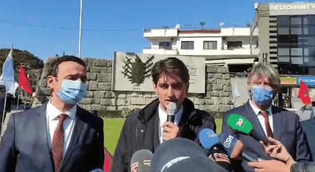 Kurti nga Lezha: Kushtetutra nuk na lejon bashkimin me Shqipërinë