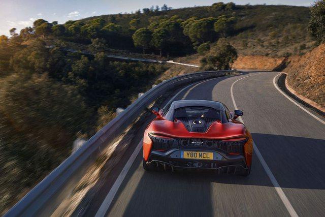 With a price starting at $ 225,000, McLaren introduces the new era car
