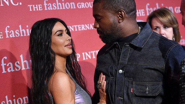 Edhe pse ka nisur procesi i divorcit me Kim Kardashian, Kanye West ende sillet
