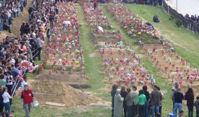 22 vite nga masakra në Krushë të Madhe, 243 të vrarë
