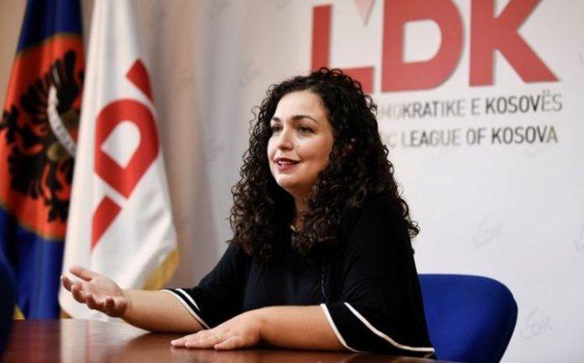 Vjosa Osmani kandidate, LDK-ja do të marrë pjesë në votimin