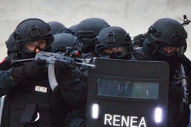 RENEA godet 18 baza armatimi në Tiranë/ Sekuestrohen snajpera,