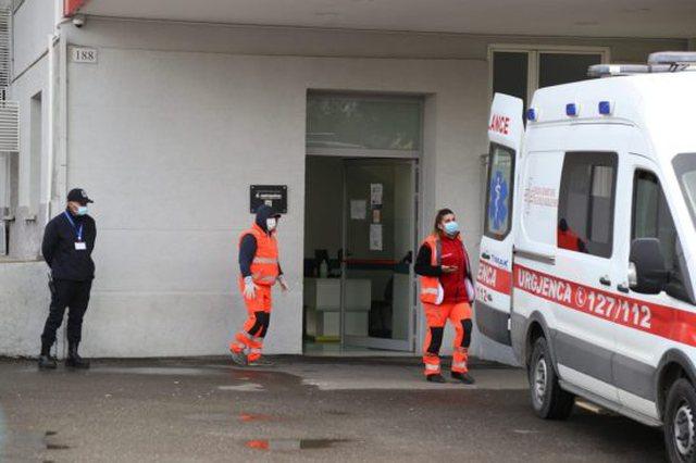 Tetë persona humbin jetën nga Covid-19 në Shqipëri, sa