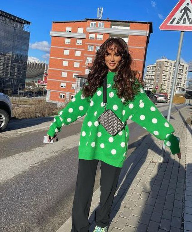 Loredana do të publikojë këngë në shqip, tregon