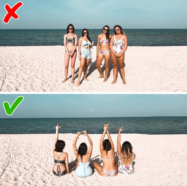 You do not look good in the picture? Learn some secrets