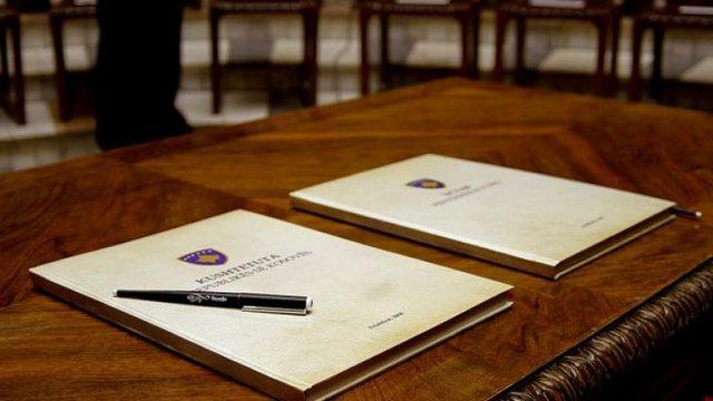 13 vite nga miratimi i Kushtetutës së Kosovës, kur hyri në