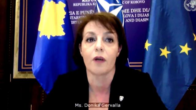 Ministrja e jashtme kosovare para Këshillit të Sigurimit: