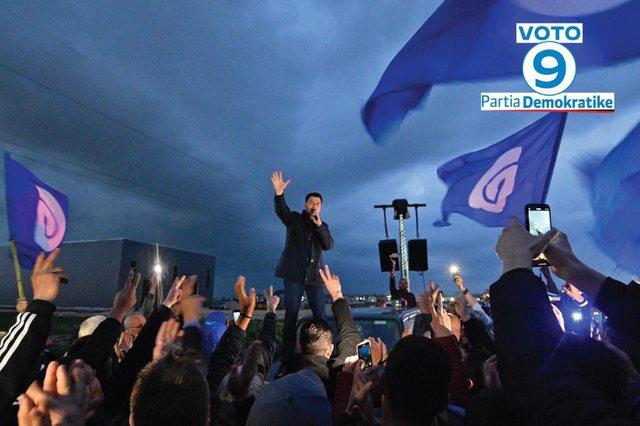 Socialisti i drejtohet Bashës në Durrës: Kam votuar 22 vjet PS,