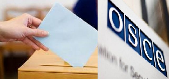 Zgjedhjet, OSBE/ODIHR publikon raportin e ndërmjetëm: Po zhvillohen
