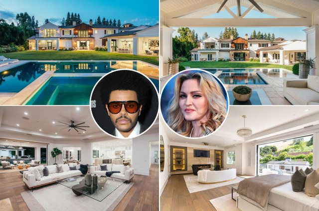 Madonna blen shtëpinë 20 milionë dollarëshe të The