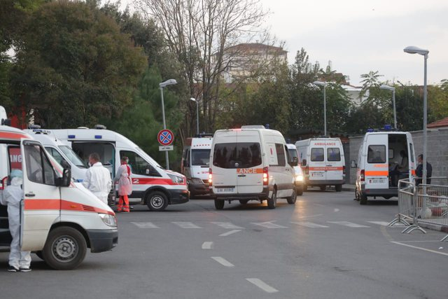 For the first time in several months, only two victims from COVID-19 in Albania