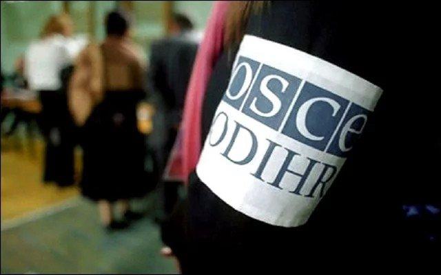 25 prilli, 65 vëzhgues të OSBE mbërrijnë në