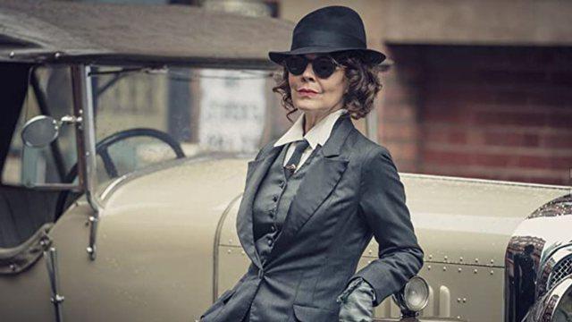 """British actress of """"Peaky Blinders"""" dies"""
