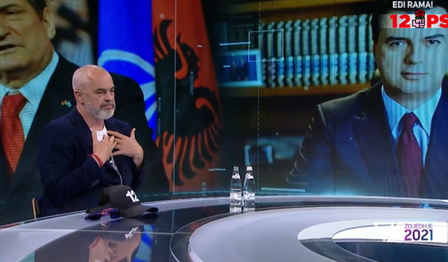 Rama: The SMI is a virus, it has also infected the socialists