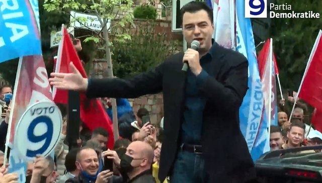 Symbolism in the last days of the campaign, Basha stops today in 9 cities of the
