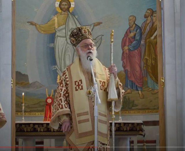 Kryepeshkopi Anastas për zgjedhjet e 25 prillit: Duhen njerëz të