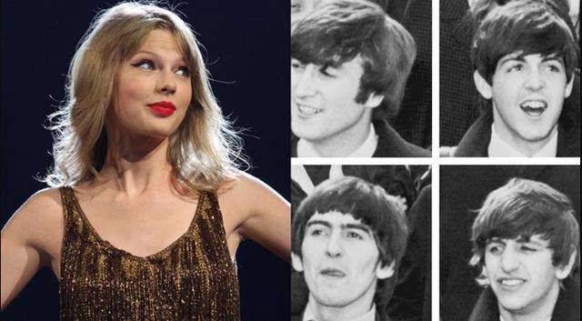 "Pas 54 vitesh, Taylor Swift thyen rekordin e ""The Beatles"""