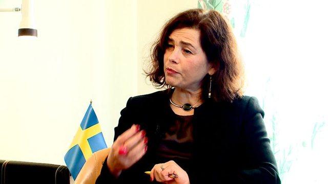 Ambasadorja suedeze: Zgjedhjet e 25 prillit do të jenë
