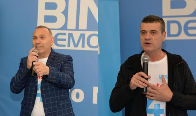 Bindja Demokratike mbyll fushatën në Shkodër: Asnjë