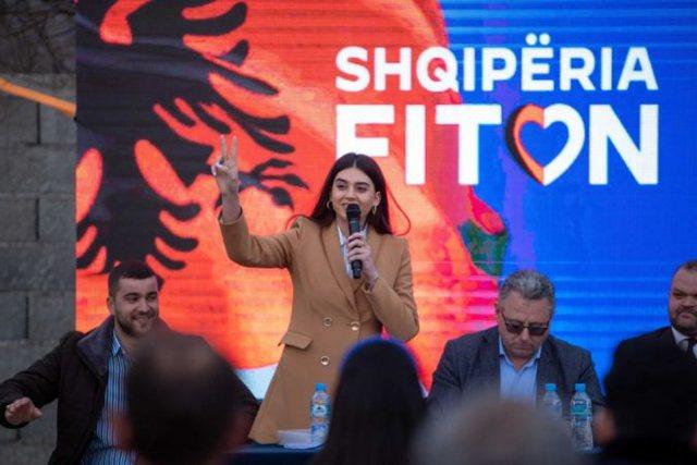 Andia Ulliri më e votuara nga PD në Durrës, kush është