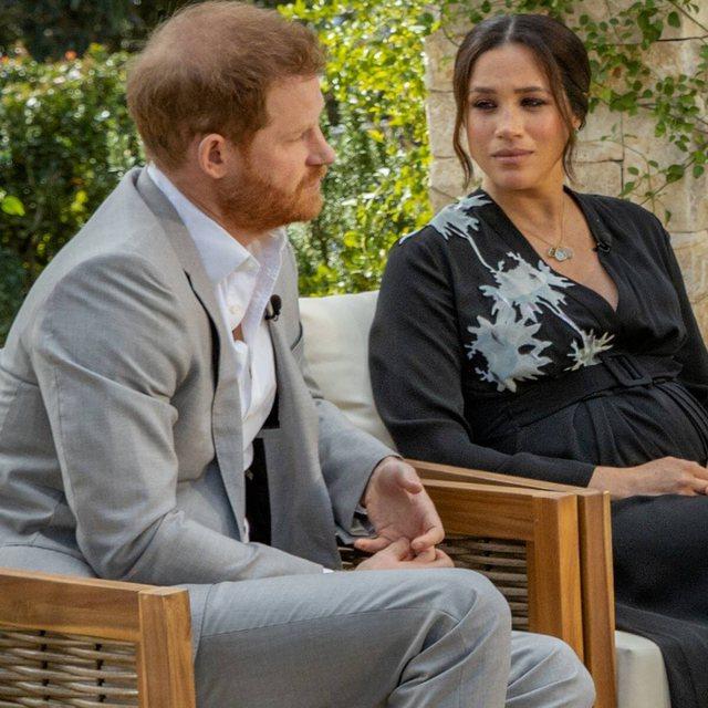 Princi Harry është penduar për intervistën tek Oprah