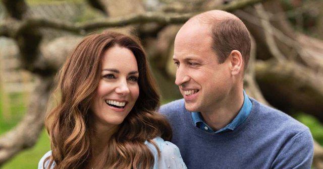 2 fotot romantike të 10-vjetorit të Kate dhe William