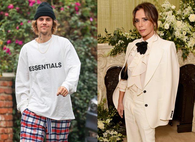 Justin Bieber i bëri dhuratë këpucë, Victoria Beckham: