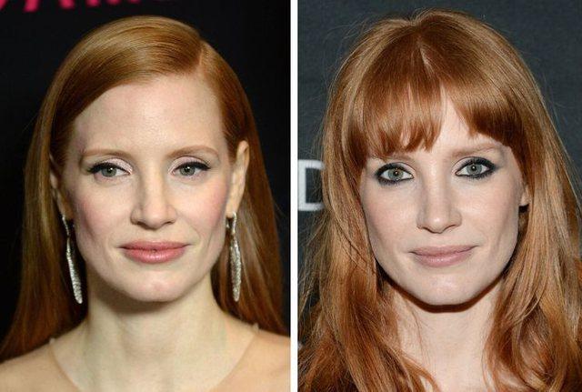 Gra të famshme që duken si 2 persona të ndryshëm me dhe pa