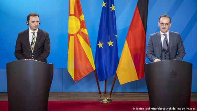 Integrimi në BE, Maas: Nuk e ndajmë Shqipërinë nga Maqedonia