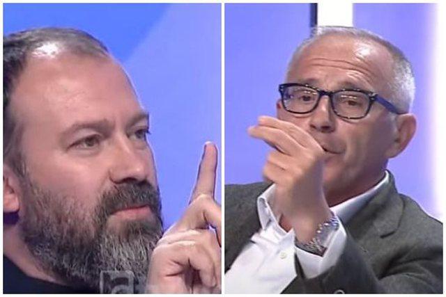 """""""Do tu nxjerrë si lecka"""", Marku debat me Maznikun: Do ta shikoni"""