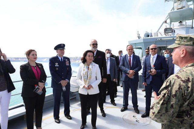 """""""Defender Europe 2021""""/ Yuri Kim: Shqipëria ka rol të"""