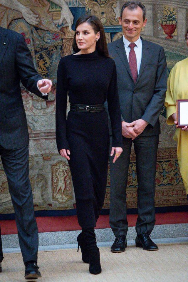 Stili i veçantë Letizia-s, mbretëreshës së