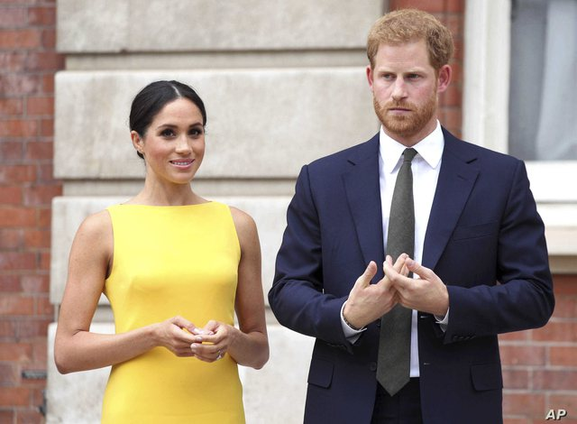 What Meghan and Harry wanted for Archie's birthday