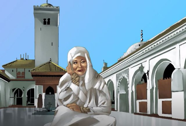 The oldest university in the world was founded by a Muslim woman