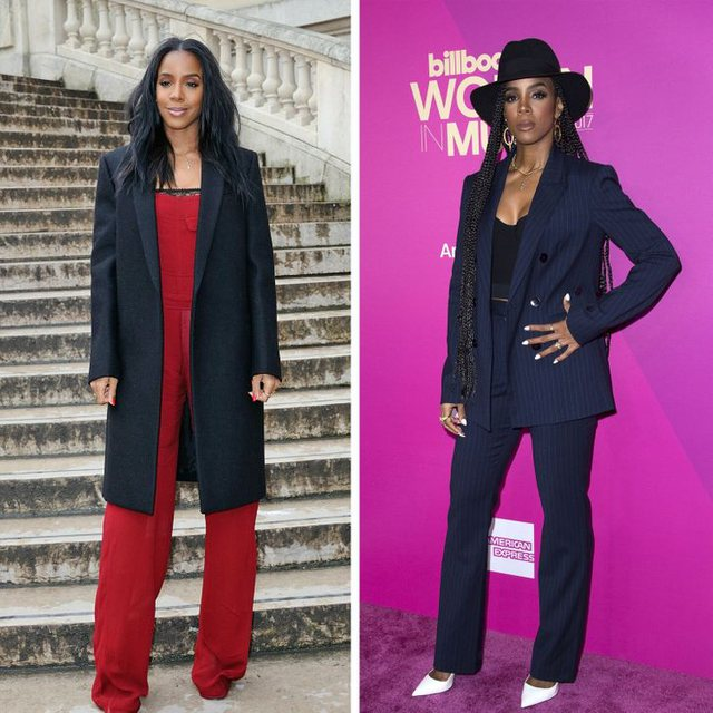 Celebrities who wore suits and proved that you do not need a dress to turn your