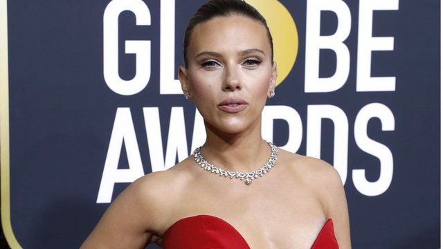 Edhe Scarlett Johansson e pakënaqur me 'Golden Globes', i