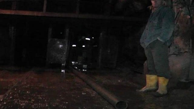 The gallery in the Martanesh mine collapses, dozens of miners are suspected of