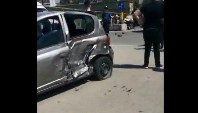 FOTO/ Aksident me vdekje në Tiranë, ndërron jetë drejtuesi i