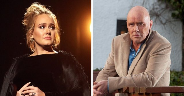 They have not spoken for years, Adele's father dies