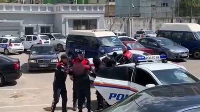 Sekuestrohet 1 kg kokainë në Durrës, gjatë operacionit