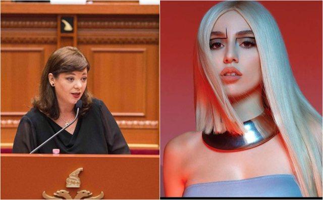 Ava Max është mbesa e Nora Malaj