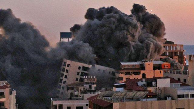 Vazhdojnë bombardimet në Rripin e Gazës, më të
