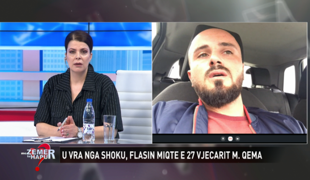 Murder in Tirana / Victim's friend accuses white T-shirts: He would be