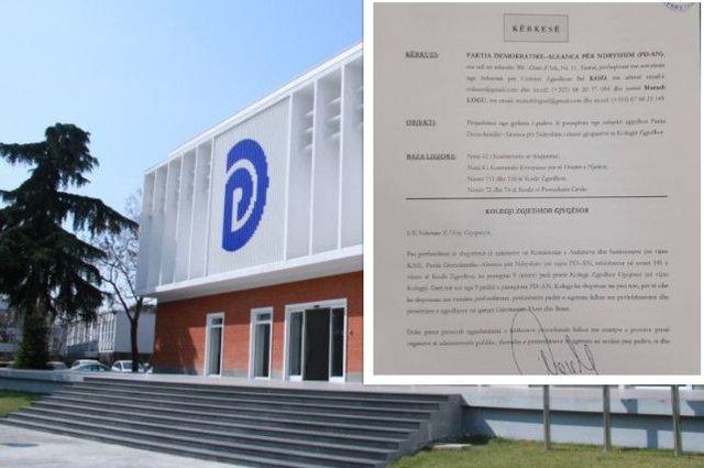 PD kërkon përjashtimin e 7 gjyqtarëve të Kolegjit Zgjedhor:
